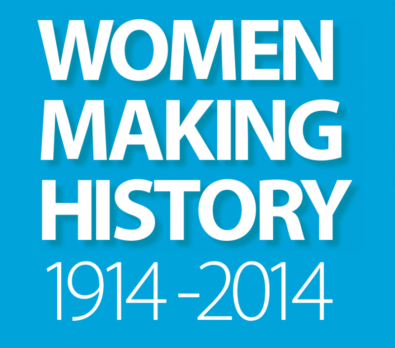 WOMEN MAKING HISTORY